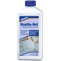 LITHOFIN ROUILLE-NET - FLACON 500 ML
